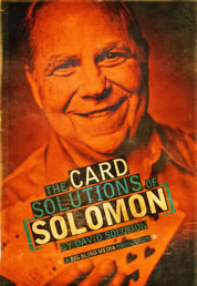 David Solomon's Card Solutions DVD