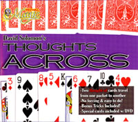 Thoughts Across DVD cover