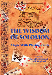 Wisdom of Solomon front cover